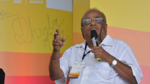 Vaidyanathan encourages India to extend its cultural influence