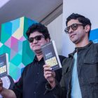 Farhan Akhtar and Prasoon Joshi launch Bhawana Somaya's Talking Cinema at BLF 2013