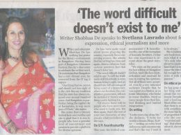 The New Indian Express, Page - 03 (City Express), Date - 29.09.2014